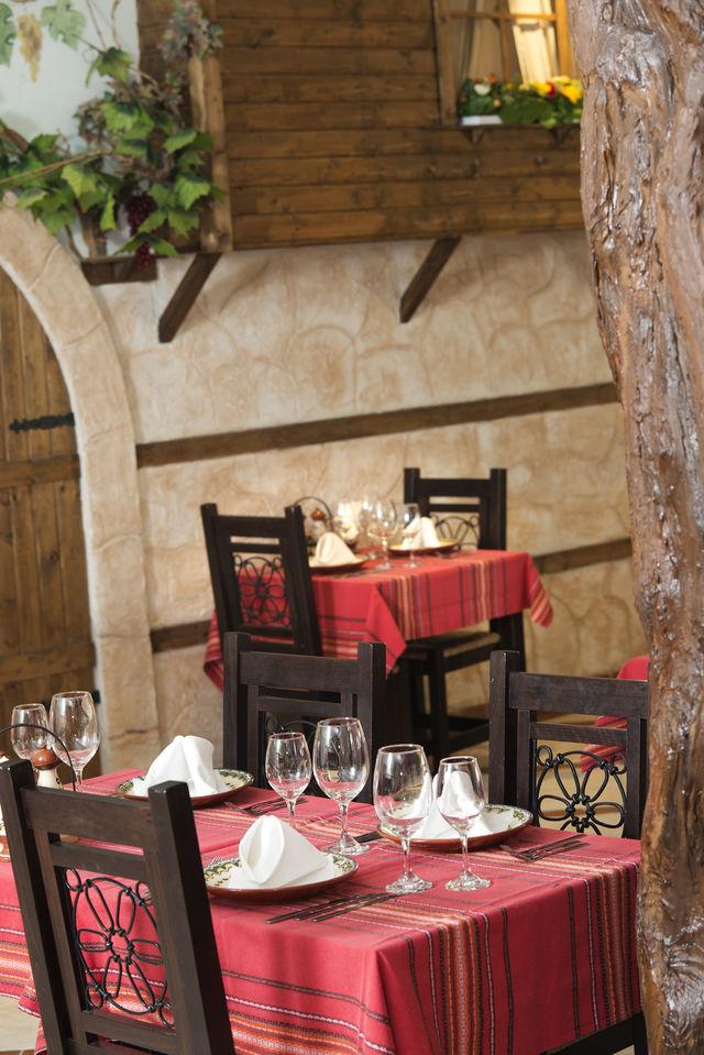 HVD Club Hotel Miramar - Food and dining