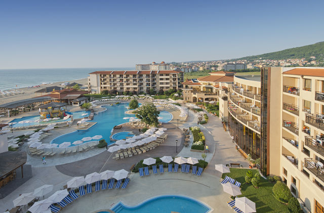 Resort and hotel videos from Bulgaria